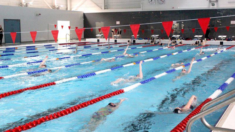 Crewe Lifestyle Centre Swimming Pool