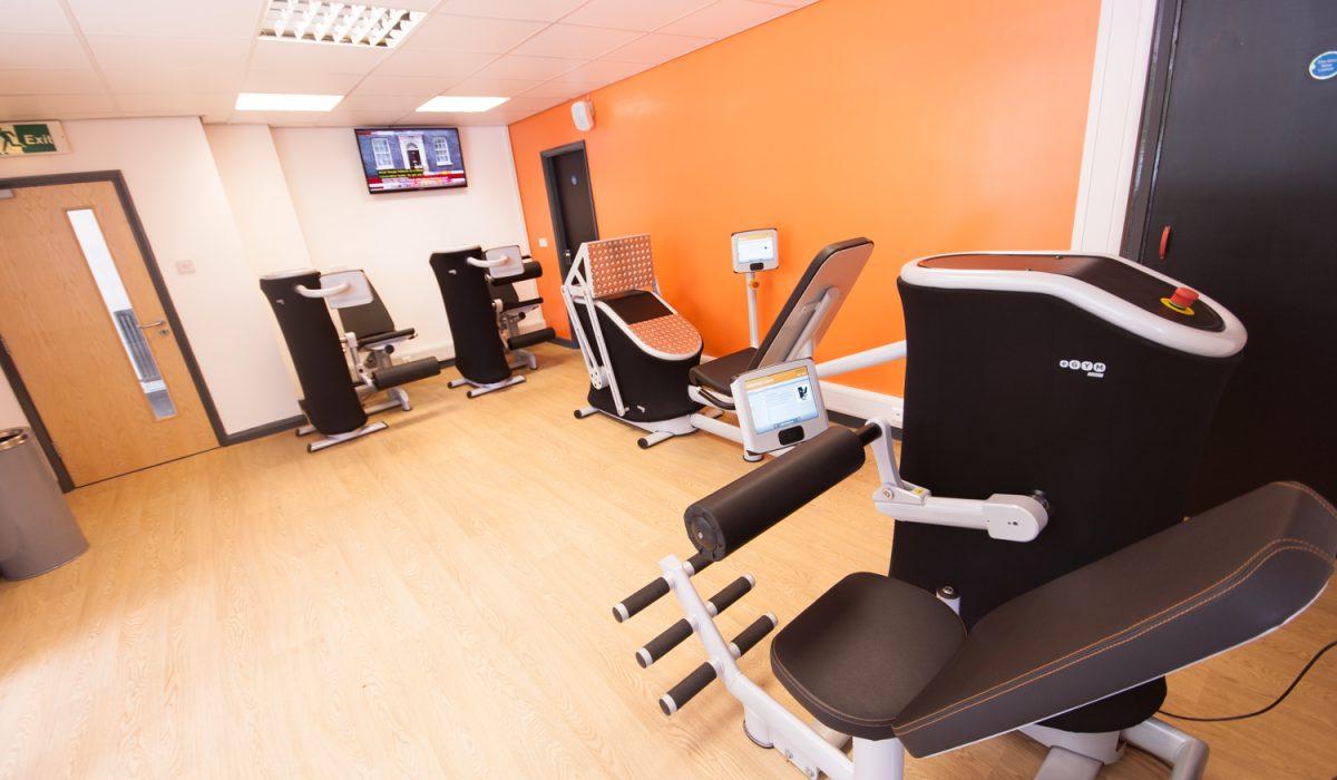 Knutsford Leisure Centre Gym