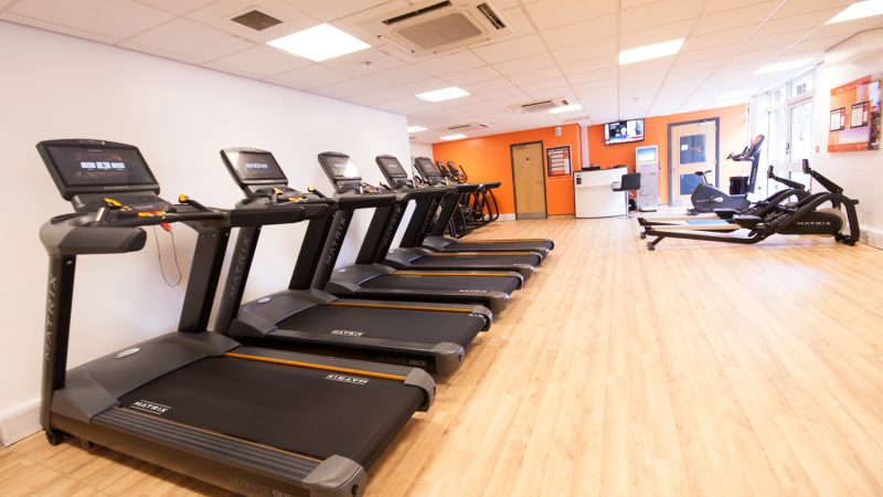 Knutsford Leisure Centre Gym