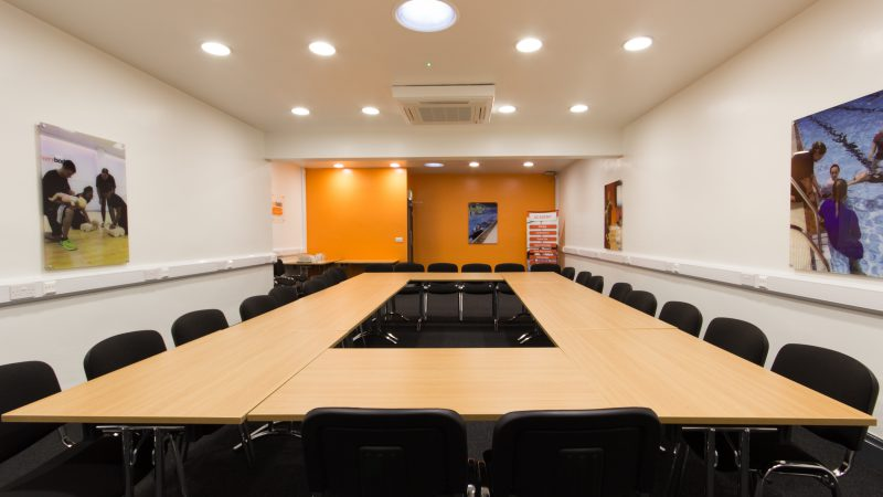 Holmes Chapel Community Centre Training Room