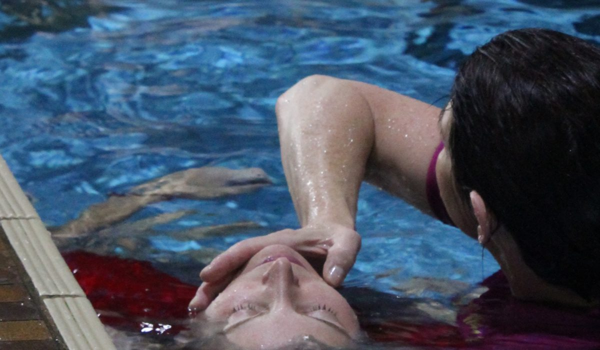 academy lifeguard training