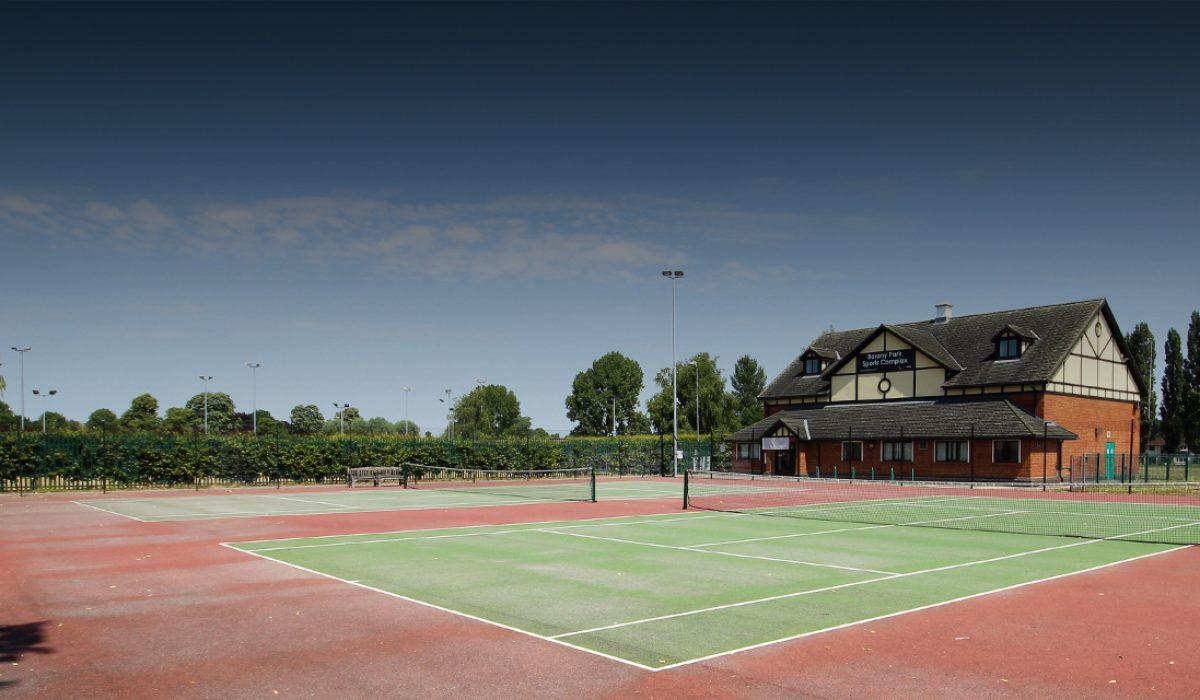 Barony Sports Park