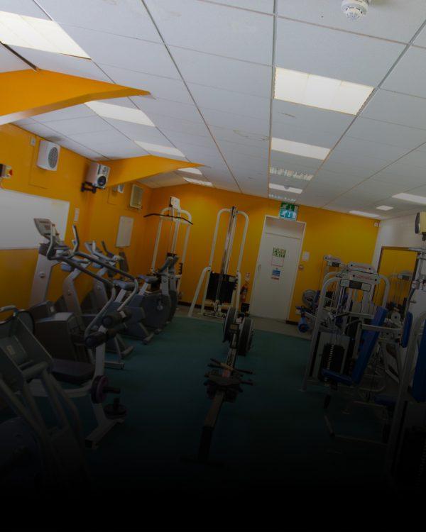Holmes Chapel Leisure Centre Gym
