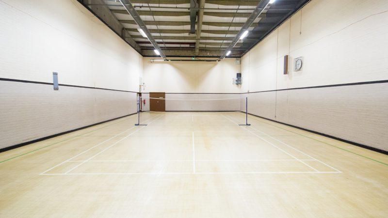 Congleton Leisure Centre Hall