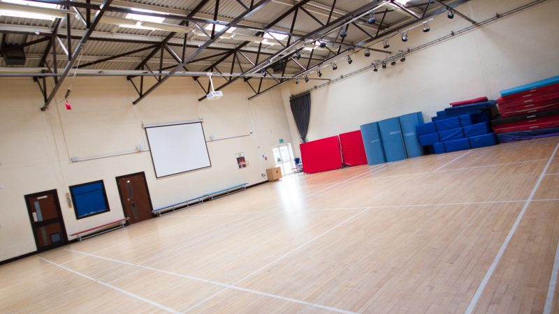 Holmes Chapel Leisure Centre Studio