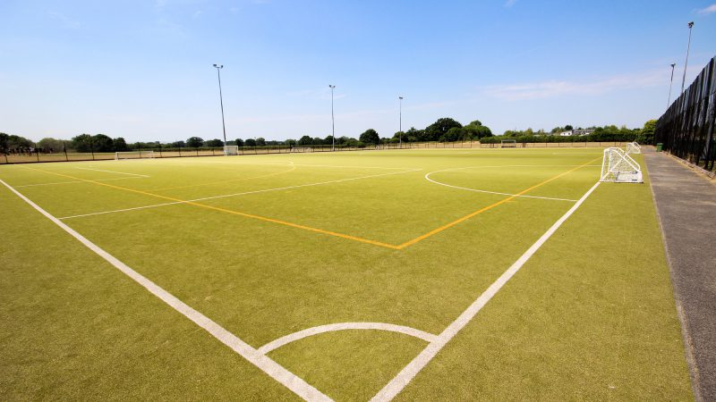 Shavington Leisure Centre Pitch