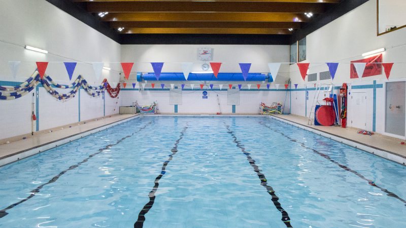 Knutsford Leisure Centre Swimming Pool
