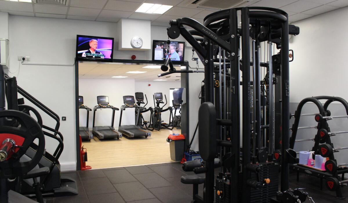 Knutsford Leisure Centre - Gym equipment 4
